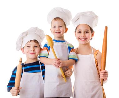 Cours de cusine pour enfants