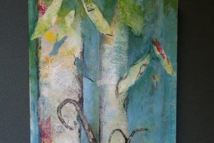 Peinture acrylique libre expression le relais du bout des activit s pou - Achat de peinture acrylique ...